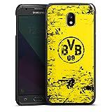 DeinDesign Samsung Galaxy J3 2017 Hülle Case Handyhülle Borussia Dortmund BVB Fanartikel
