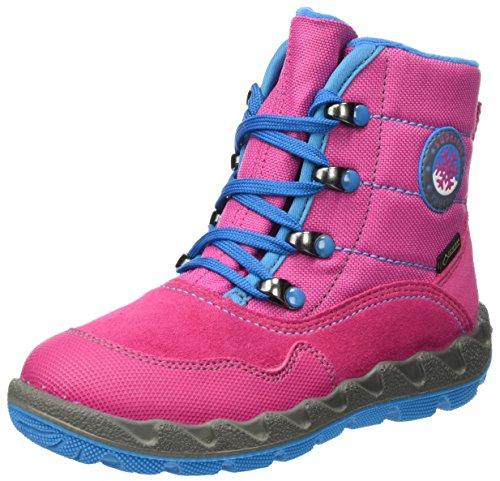 Superfit Mädchen Icebird Schneestiefel, Pink (Pink Kombi), 29 EU