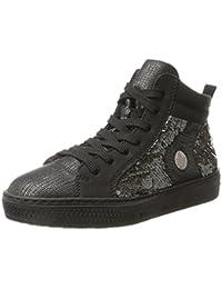 Rieker Damen L5948 Hohe Sneaker