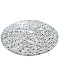 Barco fuera de borda cuerda de retroceso arrancar 100% Nylon Estabilizado UV 2 metro diámetro 4mm