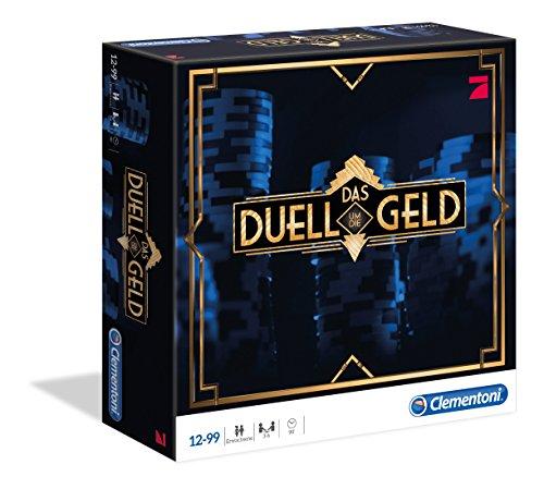 as Duell um die Geld-Brettspiel ()
