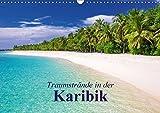 Traumstrände in der Karibik (Wandkalender 2018 DIN A3 quer): Eine Reise zu den schönsten Stränden in der Karibik (Monatskalender, 14 Seiten ) ... [Kalender] [Apr 05, 2017] Stanzer, Elisabeth