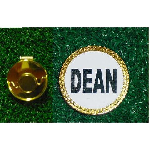 Gatormade personalizzata-Marcatore per pallina da Golf & Hat Clip Dean