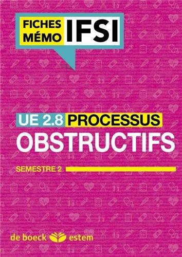 UE 2.8 - Processus obstructifs - Semestre 3