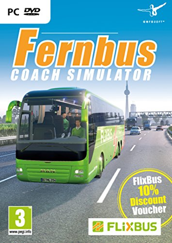 Fernbus Coach Simulator (PC DVD) [UK IMPORT]