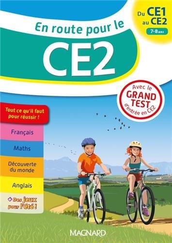 En route pour le CE2