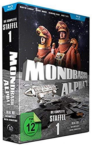 Mondbasis Alpha 1 - Die komplette erste Staffel (Folge 1-24) - Extended Version HD (Real HD-Neuabtastung) [6 BLU-RAY] -