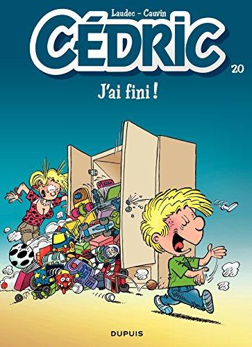 Cédric - 20 - J'ai fini ! par Cauvin
