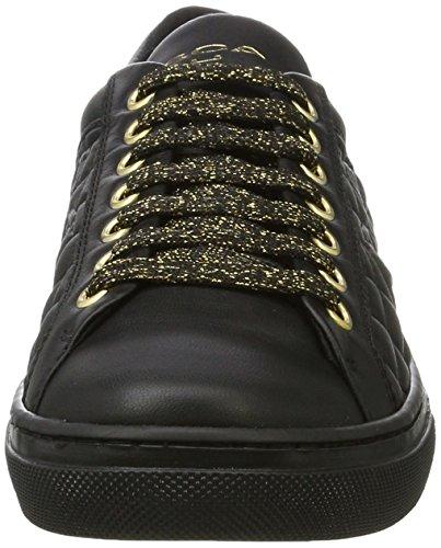 Tosca Blu Damen Hello Love Sneaker Schwarz (Black)