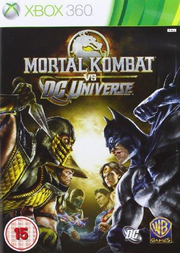 Mortal Kombat Vs DC Universe [UK Import] (Dc Universe-spiele Für Xbox 360)