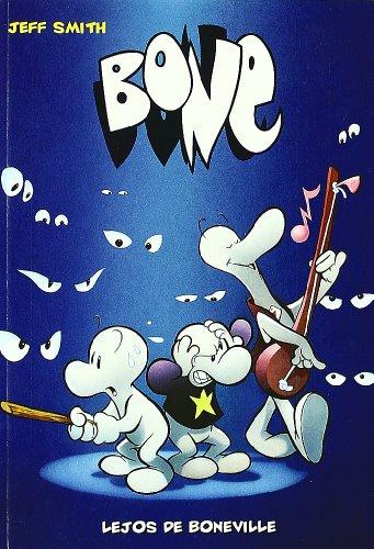 Bone 1 Lejos De Boneville - Bolsi por JEFF SMITH