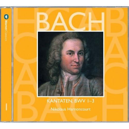 """Cantata No.1 Wie schön leuchtet der Morgenstern BWV1 : V Aria - """"Unser Mund und Ton der Saiten"""" [Tenor]"""