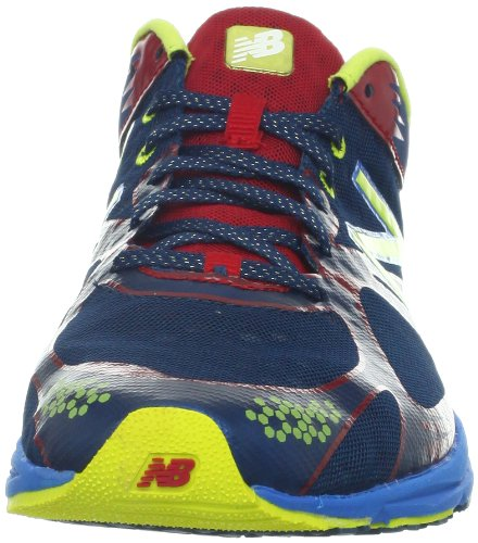 New Balance  Mr1400bg,  Herren Leichtathletikschuhe Poseidon with Blue & Red