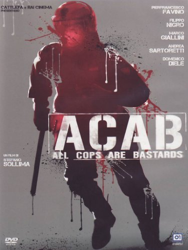 ACAB: All Cops Are Bastards ( A.C.A.B.: All Cops Are Bastards ) [ NON-USA FORMAT, PAL, Reg.2 Import - Italy ] by Pierfrancesco