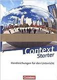 Context Starter Handreichungen für den Unterricht