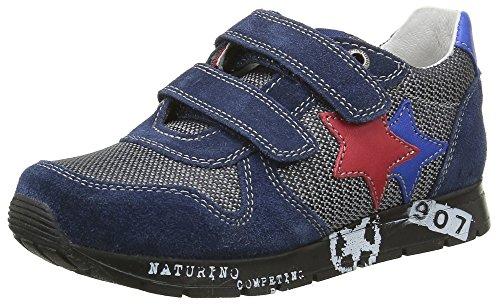NaturinoParker Vl - Sneaker Bambino , Blu (blu), 31