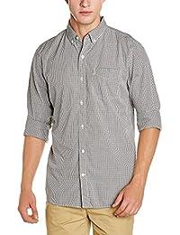 GAP Men's Regular Fit Cotton Casual Shirt