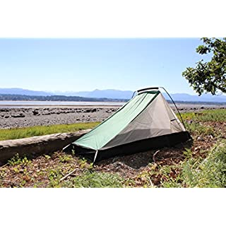 Aqua Quest WEST COAST Bivvy Tent, Mosquito Bug Net Mesh for Backpacking, Trekking, Hunting, Climbing