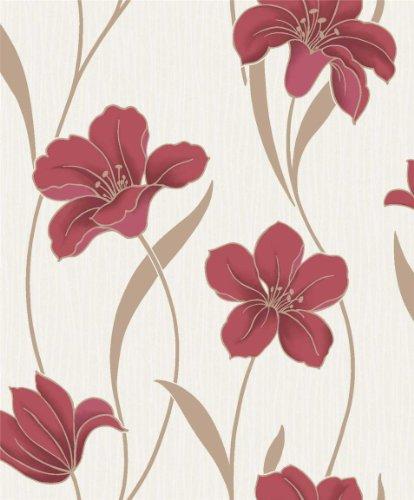 grandeco-vilamoura-textured-blown-vinyl-wallpaper-motif-red-013027