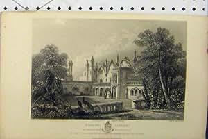Histoire Surrey de la Cure C1869 Brayleya d'Ewhurst de Vue