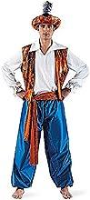 Limit Sport - Disfraz de tuareg Aladín para hombre, talla XL (MA162)