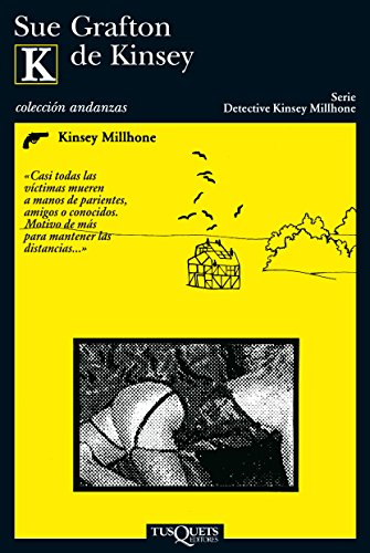 K De Kinsey descarga pdf epub mobi fb2