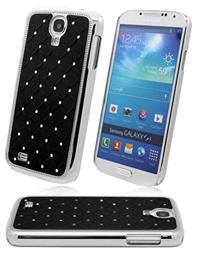 NWNK13Schutzhülle für Samsung Galaxy S5Mini–G800Kristall Diamant Bling Hard Back Case, Plus Displayschutzfolie und Reinigungstuch