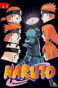 Naruto nº 45/72 par Masashi Kishimoto