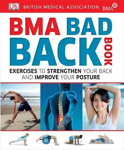BMA Bad Back Book by Michael Peters (2013-11-01)