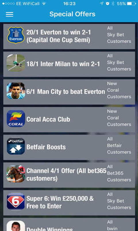BookieBoost Betting App