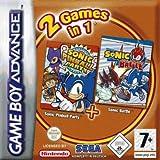 2 Games in 1 - Sonic Battle + Sonic Pinball