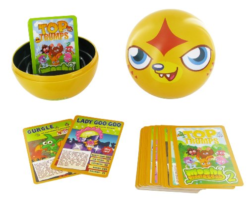 Image of Top Trumps Moshi Monsters Collectors Tin (Colours Vary)