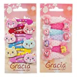 """GRACIA - the name was clinched after much contemplation. Gracia is a Spanish word meaning """"Grace"""". Gracia is a mod range of kid's accessories - creative and funky. Use Gracia's creative and swanky little girls' accessories to discover an effortless a..."""