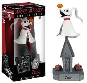 Disney - Figurine Bobblehead de Zero and Dog House - Funko