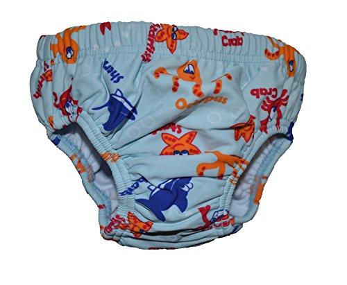 Needs Kids Windelbadehose mit Meerestieren für Jungs (86)