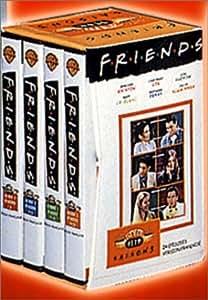 Friends - L'Intégrale Saison 3 - Coffret 4 VHS