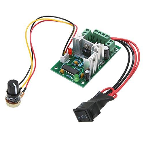 120-volt-schaltung (Amazingdeal 120W PWM Adjustable Volt DC Motor Speed Controller CCM2s 10V 12V 24V 30V)
