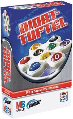 Hasbro 04390100 - MB Wort-Tüftel kompakt