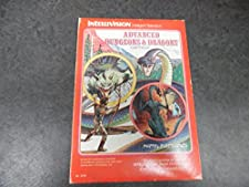 Advanced Dungeons and Dragons: Treasures of Tarmin (Intellivision)