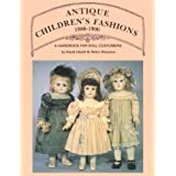 Antique Children's Fashions: 1880-1900