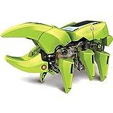 Rose-International-T4-Transforming-Solar-Powered-Robot-Kit-Science-Education-Diy-Toys