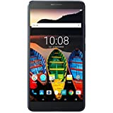Lenovo Tab3 7 Plus Tablet (7-inch, 16GB, Wi Fi + 4G LTE, Voice Calling), Slate Black