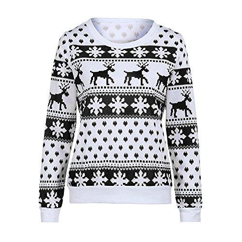 Abcone-donna pullover [s-xl] felpa round neck loose solid batwin t-shirt maniche lunghe elegante autunno camicette camicie casual tops (nero-1, l)