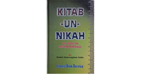Buy The Book on Muslim Marriage: Kitab Al-Nikah Book Online at Low