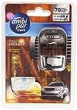 Ambi Pur Car Deodorante per Auto, Anti Tabacco con 1 Ricarica, 7 ml immagine