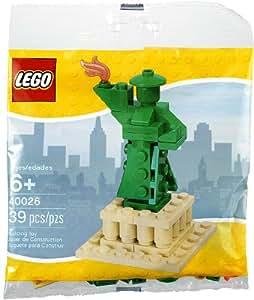 LEGO Exclusif: Statue of Liberty Jeu De Construction 40026 (Dans Un Sac)