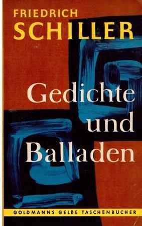 Gedichte und Balladen