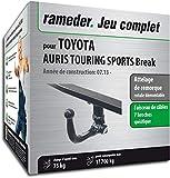 Rameder Attelage rotule démontable pour Toyota AURIS Touring Sports Break + Faisceau...