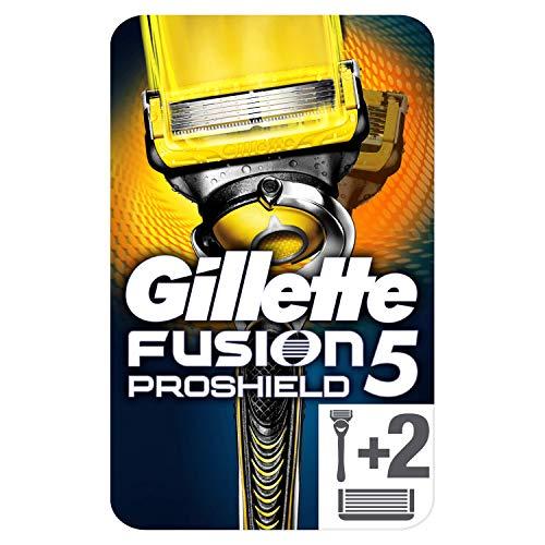 Gillette Fusion5Proshield afeitadora/cuchilla repuesto/5hojas