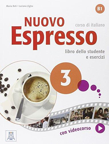 Nuovo espresso. Corso di Italiano. Libro dello studente e esercizi: 3